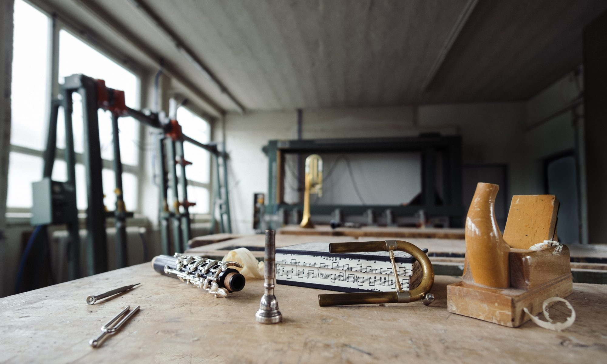 Klangwerkstatt